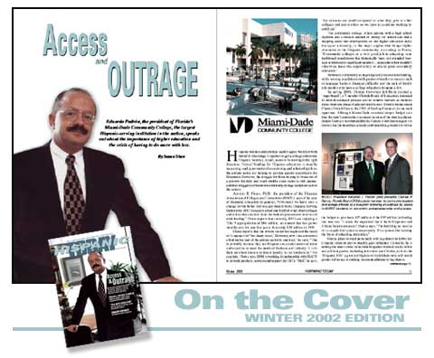Access and Outrage - Article from the Hispanic-Today