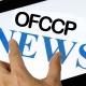 OFCCP NEWS