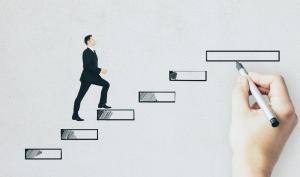 Taking steps at home can help your career advancement