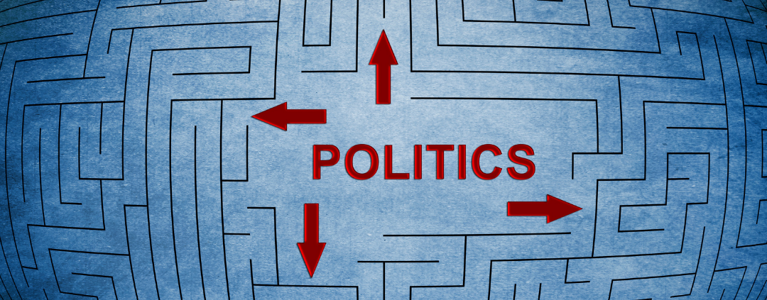 Politics and work often don't mix