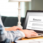 Resume writing requires accurate details