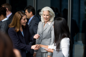 Networking effectively is the key to your next position