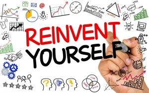 Reinvent yourself for a fresh start